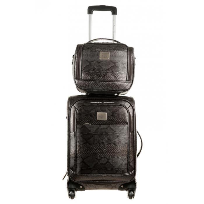 ines de la fressange ensemble valises et vanity achat vente set de valises ines de la