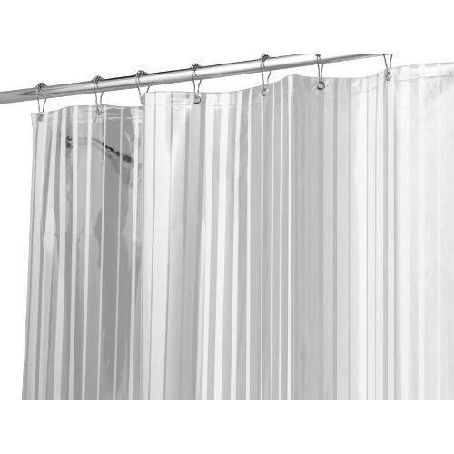 Interdesign 28580eu rideau de douche lignes gradu es for Longueur rideau de douche