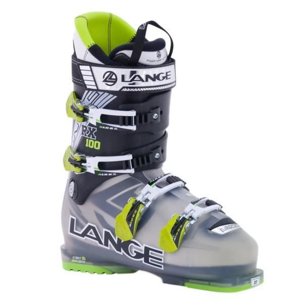 chaussures de ski homme lange rx 100 la rx 110 associe le fit de la coque rs lange avec des. Black Bedroom Furniture Sets. Home Design Ideas