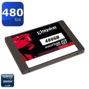 """Kingston 480Go 2.5"""" SSDNow V300"""