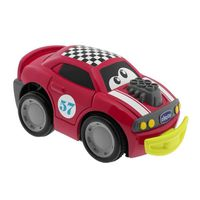 VOITURE - CAMION CHICCO Turbo Touch Crash - Rouge