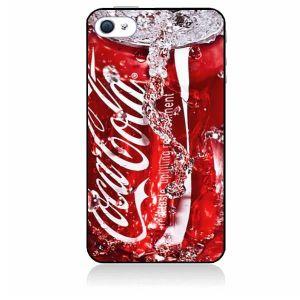 "COQUE - BUMPER Coque Iphone 4/4S Coca cola rouge ""coque-personnal"