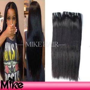 PERRUQUE - POSTICHE 100g-pc 3 pieces 40cm cheveux naturel bresilienne