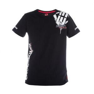 T-SHIRT FREEGUN - T-Shirts, Polos Homme - SWITCH - NOIR