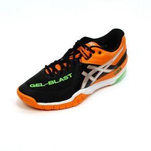 CHAUSSURES DE HANDBALL Chaussures Handball Asics GEL-BLAST 6 Noir/Argent/