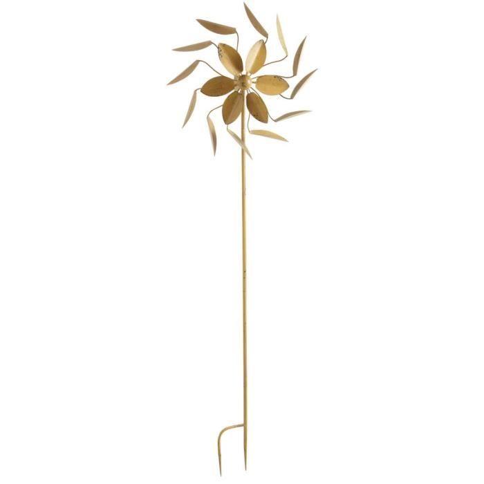 eolienne de jardin en m tal achat vente girouette cadran eolienne de jardin en m tal. Black Bedroom Furniture Sets. Home Design Ideas