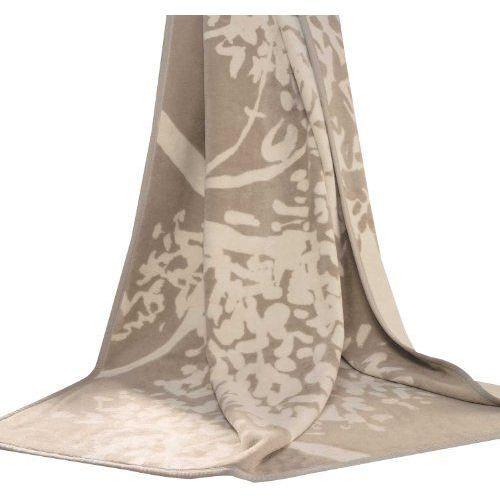 Ibena sorrento jet de lit en jacquard motif ja achat - Destockage linge de maison grandes marques ...
