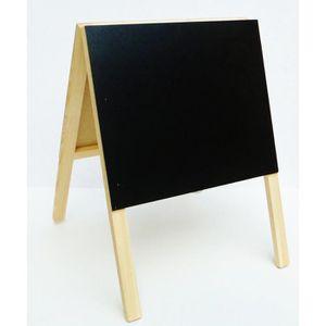 tableau noir a craie mural achat vente tableau noir a craie mural pas cher cdiscount. Black Bedroom Furniture Sets. Home Design Ideas