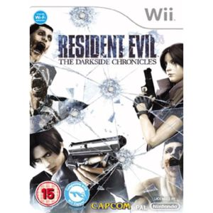JEUX WII Resident Evil: The Darkside Chronicles (Nintendo W