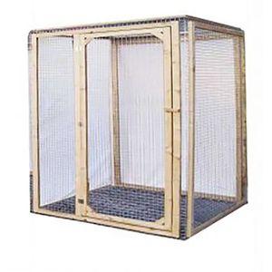 enclos chat achat vente enclos chat pas cher cdiscount. Black Bedroom Furniture Sets. Home Design Ideas