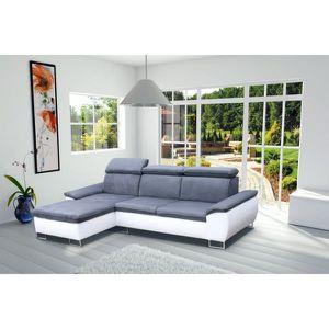 canape avec appui tete achat vente canape avec appui tete pas cher soldes cdiscount. Black Bedroom Furniture Sets. Home Design Ideas