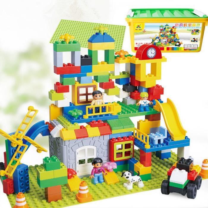 les enfants de puzzle de blocs de construction parc d 39 attractions un costume 152 pcs achat. Black Bedroom Furniture Sets. Home Design Ideas