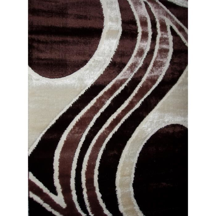 Tapis moderne 200 x 290 018 achat vente tapis cdiscount - Tapis discount moderne ...
