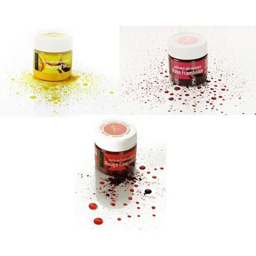 Les artistes paris lot de 3 colorants alimentaires achat vente emporte pi ce les artistes - Maison des artistes paris ...