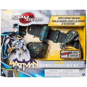 SPY GEAR- Ceinture Espion Deluxe Batman Spy Gear