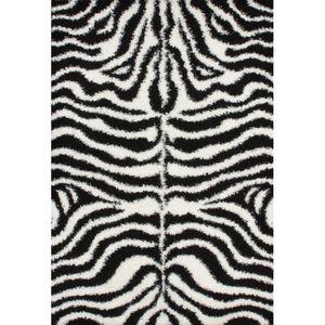 Tapis shaggy noir et blanc achat vente tapis shaggy noir et blanc pas cher soldes cdiscount - Tapis shaggy noir et blanc ...