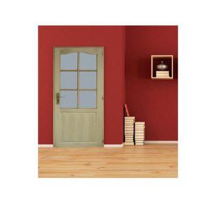porte vitree achat vente porte vitree pas cher les soldes sur cdiscount cdiscount. Black Bedroom Furniture Sets. Home Design Ideas