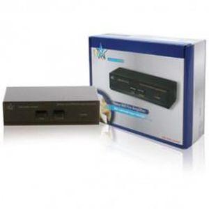 Préamplificateur pre-amplificateur stereo avec entrees aux commu…