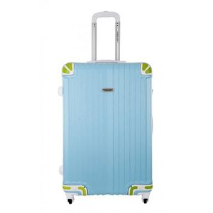 VALISE - BAGAGE TRAVEL ONE -  Valise cabine Low cost - BROOM BLEU