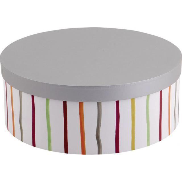 boite chapeau en carton multicolore vbt2232 u achat vente housse v tements 3238920718812. Black Bedroom Furniture Sets. Home Design Ideas