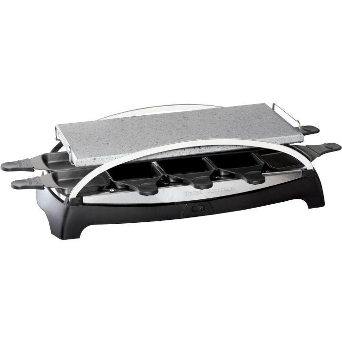 Tefal pr456812 achat vente pierrade de table cadeaux de no l cdiscount - Appareil a pizza tefal ...