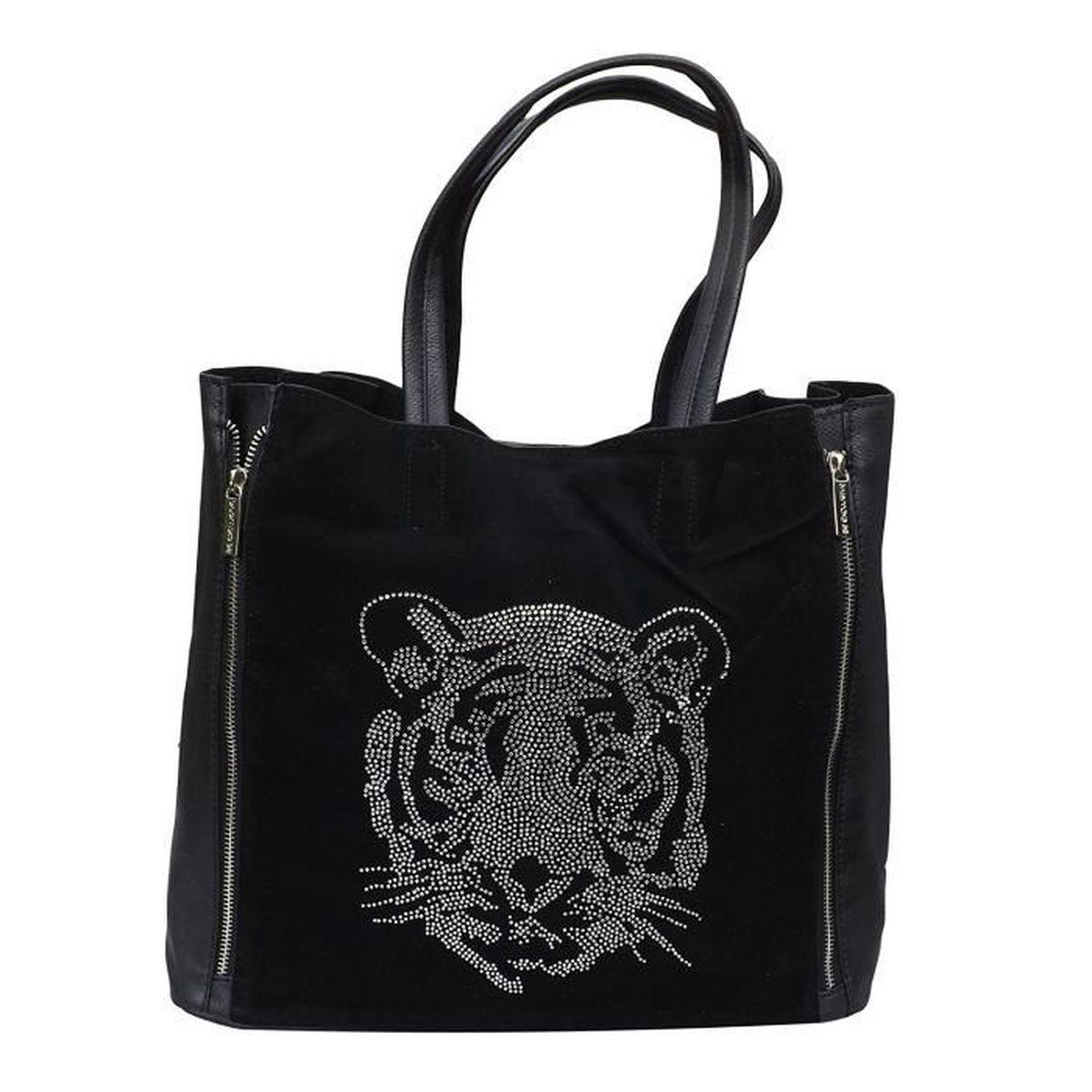 sac cabas avec strass achat vente sac cabas avec strass pas cher les soldes sur cdiscount. Black Bedroom Furniture Sets. Home Design Ideas