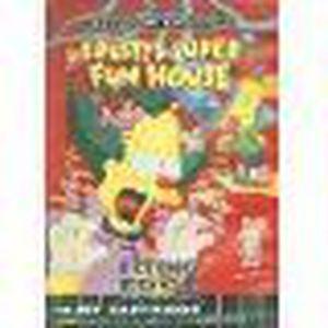 JEU CONSOLE RÉTRO Krusty's Super Fun House