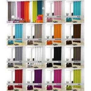 rideaux 280 hauteur achat vente rideaux 280 hauteur. Black Bedroom Furniture Sets. Home Design Ideas