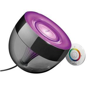 LAMPE A POSER PHILIPS IRIS LivingColors Led noir 16 millions de