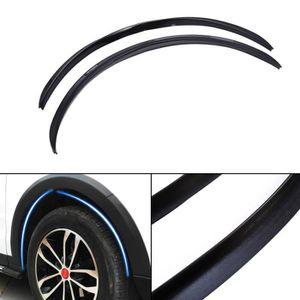 2pcs bande autocollante anti rayures de roue pare chocs bord protecteur voiture anti chocs. Black Bedroom Furniture Sets. Home Design Ideas