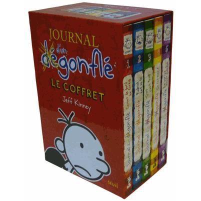 Journal d 39 un d gonfl achat vente livre jeff kinney - Les neuf portes du royaume des ombres livre ...
