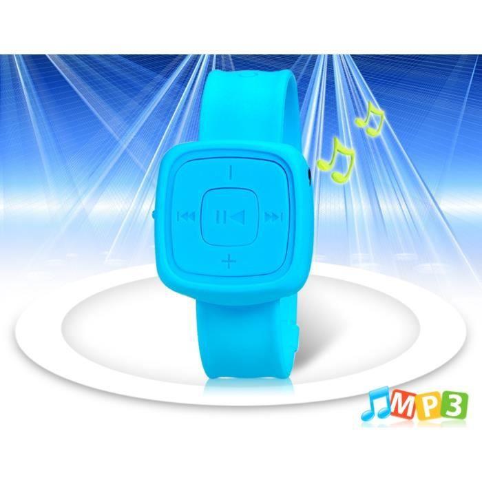 Poignet montre design mp3 lecteur carte bleu lecteur mp3 avis et prix pa - Cdiscount lecteur mp3 ...