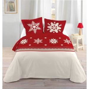 housse de couette 140x200 cm chamrousse savoie achat vente housse de couette cadeaux. Black Bedroom Furniture Sets. Home Design Ideas