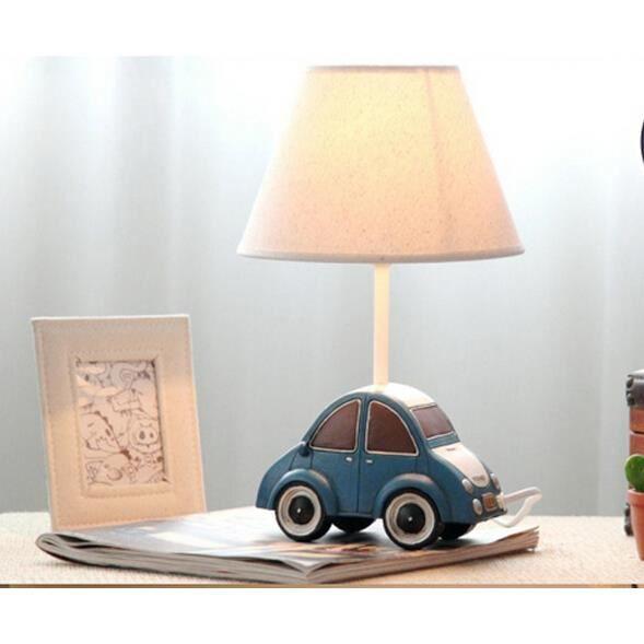enfant lampe de voiture chambre lampe de chevet creative. Black Bedroom Furniture Sets. Home Design Ideas