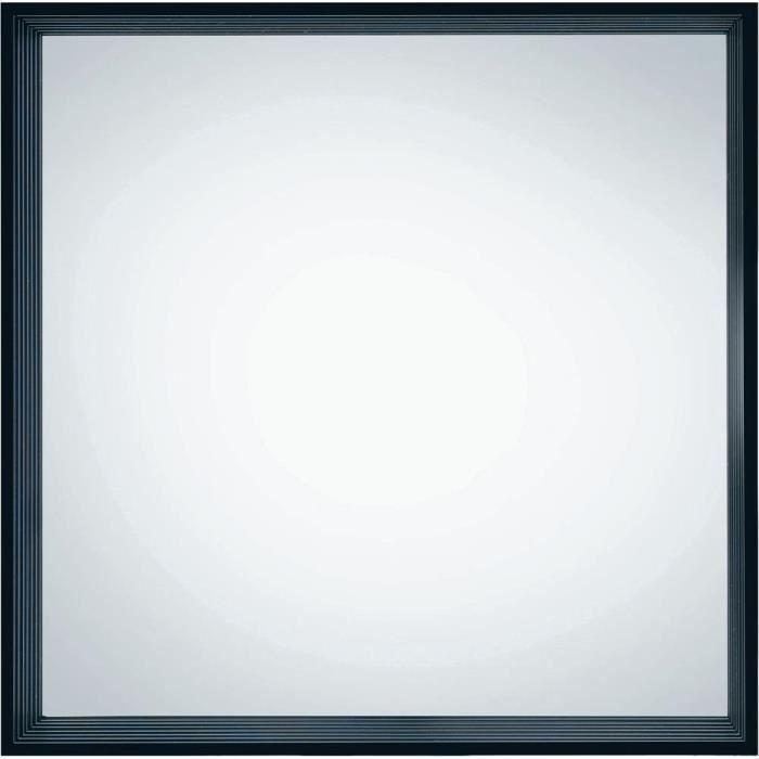 cadre avec vitre pour luminaire encastrer 39 39 a achat vente cadre avec vitre pour lumin. Black Bedroom Furniture Sets. Home Design Ideas