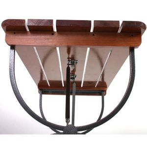 table de jardin largeur 60 cm achat vente table de. Black Bedroom Furniture Sets. Home Design Ideas