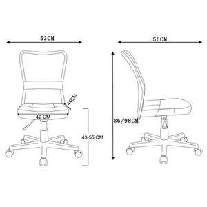 Fauteuil de bureau achat vente fauteuil de bureau pas for Silla escritorio baquet