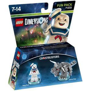 FIGURINE DE JEU Figurine LEGO Dimensions - Stay Puft - Ghostbuster