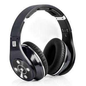 CASQUE - ÉCOUTEUR AUDIO Bluedio R+ Légende Version  Casque Bluetooth HiFi