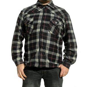 chemise homme motif