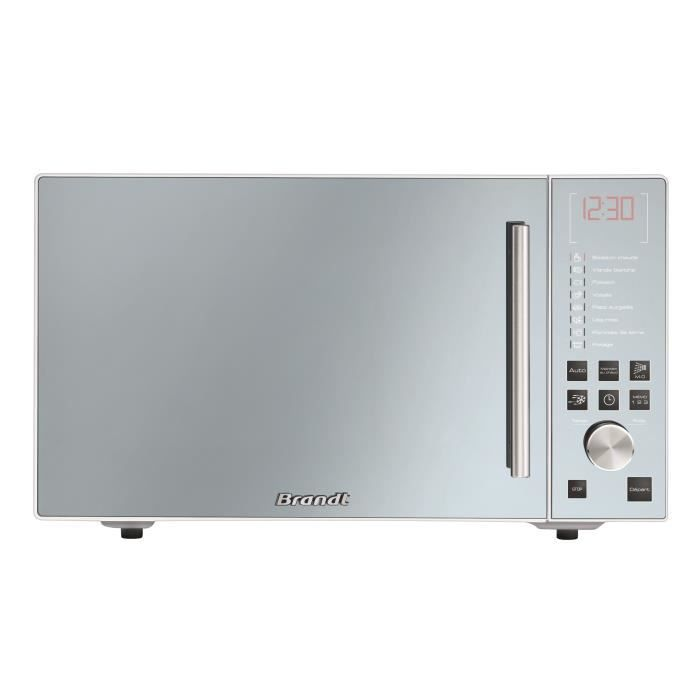 Brandt se2613w micro ondes 26l 900w blanc achat for Nettoyer four micro onde