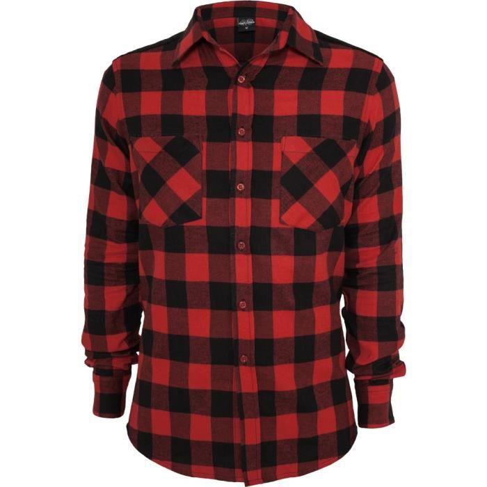 chemise bucheron achat vente chemise bucheron pas cher cdiscount. Black Bedroom Furniture Sets. Home Design Ideas