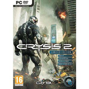 JEU PC CRYSIS 2 EDITION LIMITEE / Jeu PC DVD-ROM