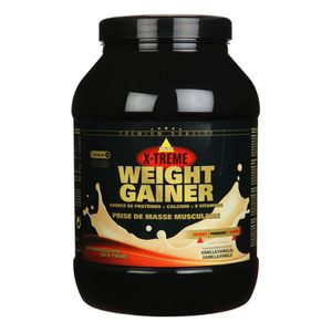 GAINER - PRISE DE MASSE INKOSPOR Poudre Weight Gainer 1,2 Kg Vanille
