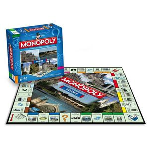 WINNING MOVES Monopoly Tours