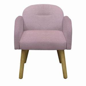 fauteuil rose achat vente fauteuil rose pas cher les soldes sur cdiscount cdiscount. Black Bedroom Furniture Sets. Home Design Ideas