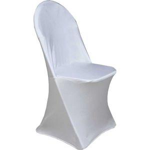 housse pour chaise pliante achat vente pas cher. Black Bedroom Furniture Sets. Home Design Ideas