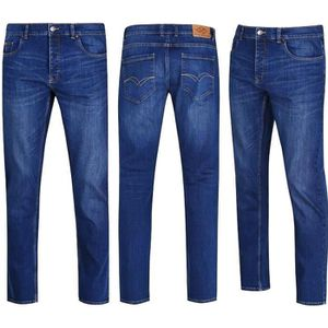 "JEANS Jean Homme Lee Cooper ""Stone Wash"""