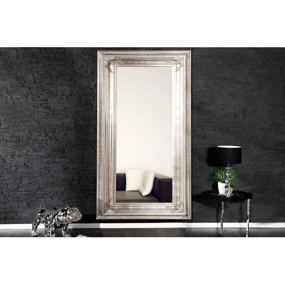 miroir design perido argent achat vente miroir bois