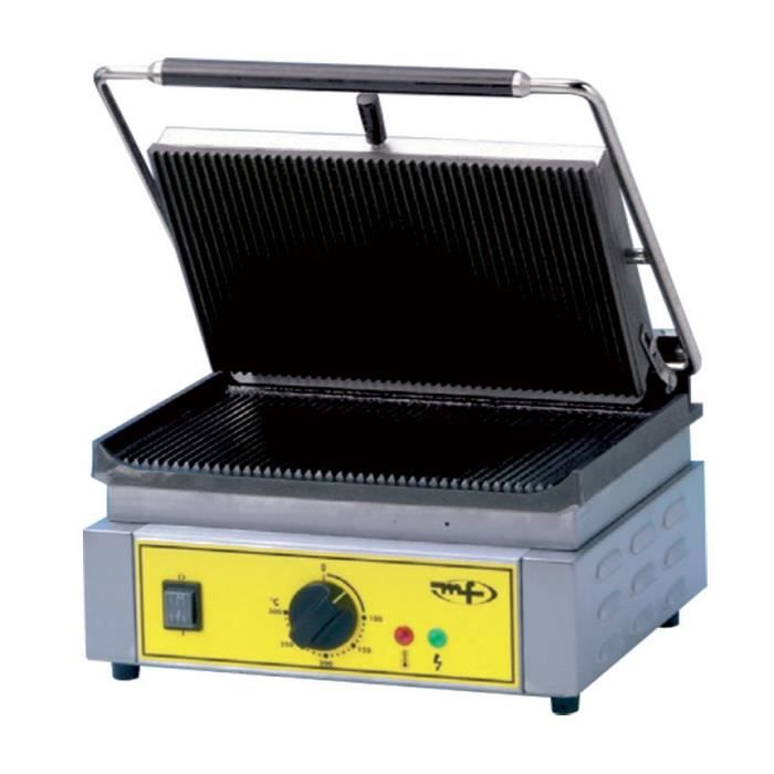 Contact grill panini cuisine electromenager machines for Electromenager restauration